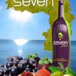 Gabungan 7 pemakanan ajaib dunia Exfuze Seven Plus