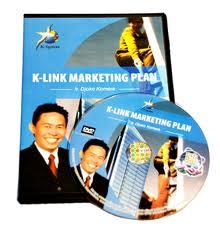K-link K-sistem sistem sokongan MLM