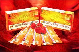 k-liquid organic spirulina