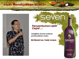 testimoni exfuze seven plus classic
