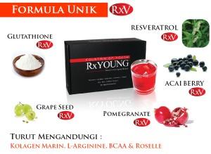 formula unik rx young