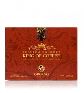 organo gold king