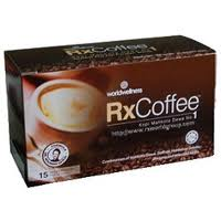 rx coffee kopi mahkota dewa saffron