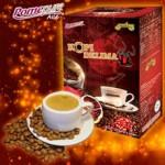 Percuma sekotak kopi delima pomecafe untuk anda di Jus delima Pomepure Asia