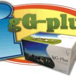 IgG-Plus susu kolostrum semulajadi untuk kesihatan maksima