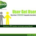 simkad prepaid onexox menawarkan skim user get user