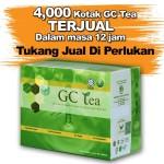GC Tea untuk menurunkan berat badan dan mengawal gula dalam darah untuk pesakit diabetes